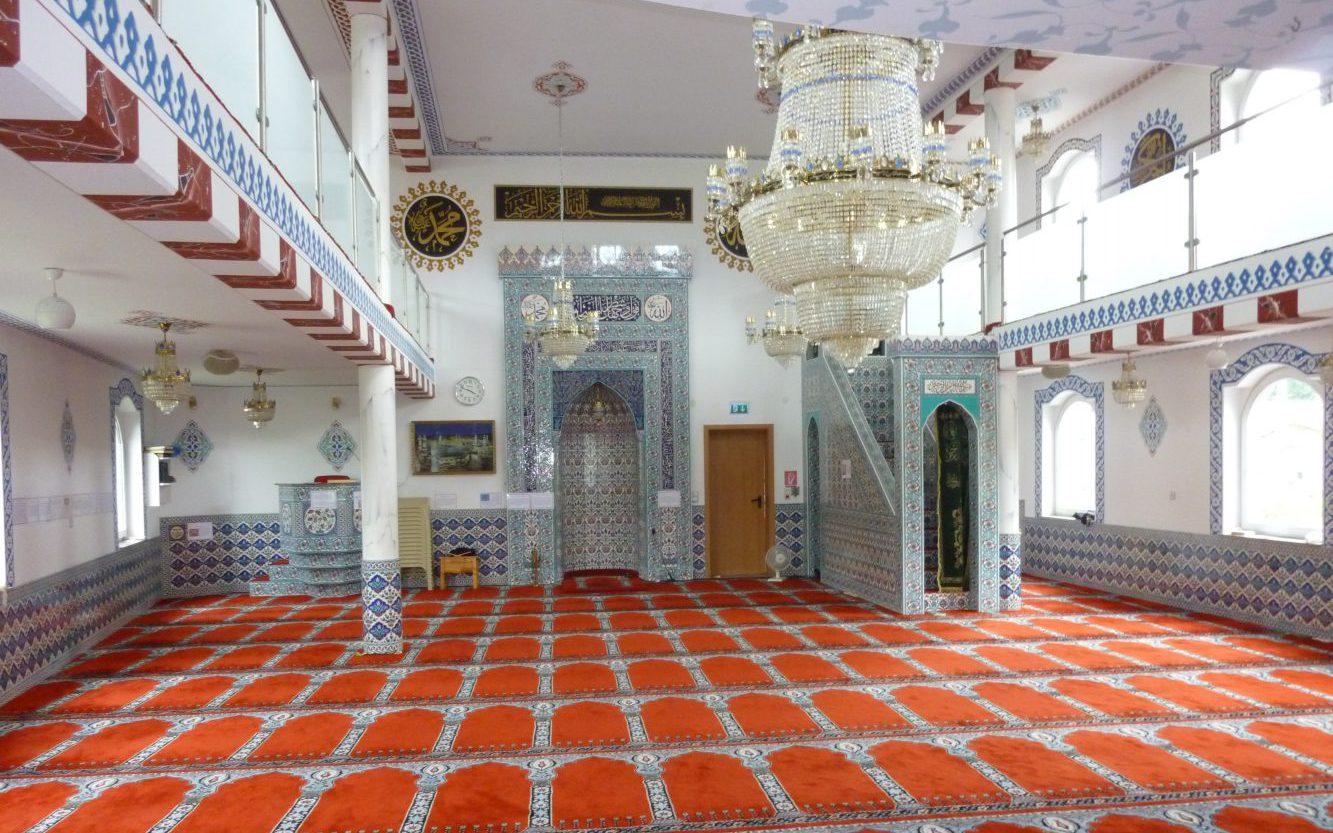 Moscheeführung in Betzdorf