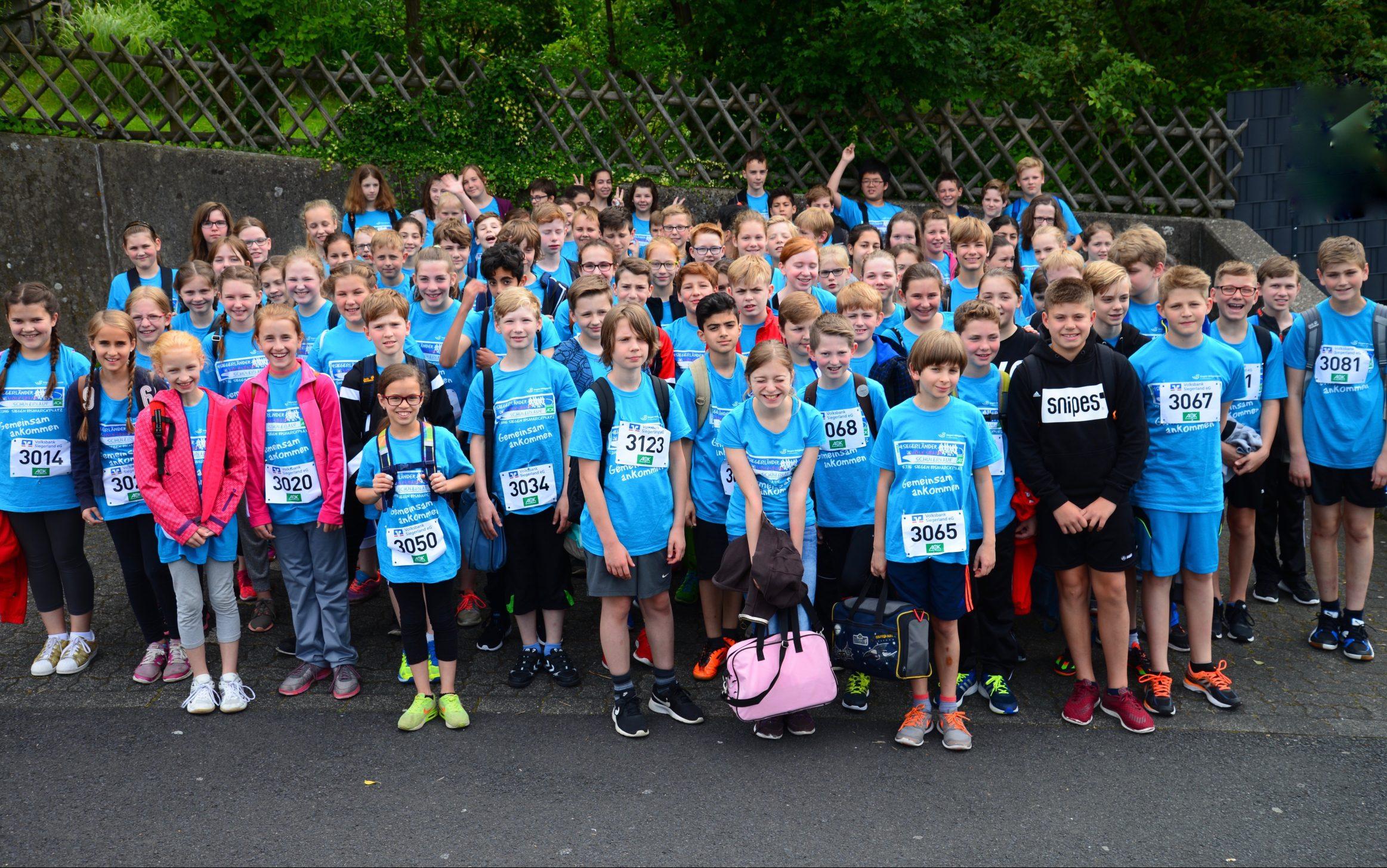 2016 Schülerlauf