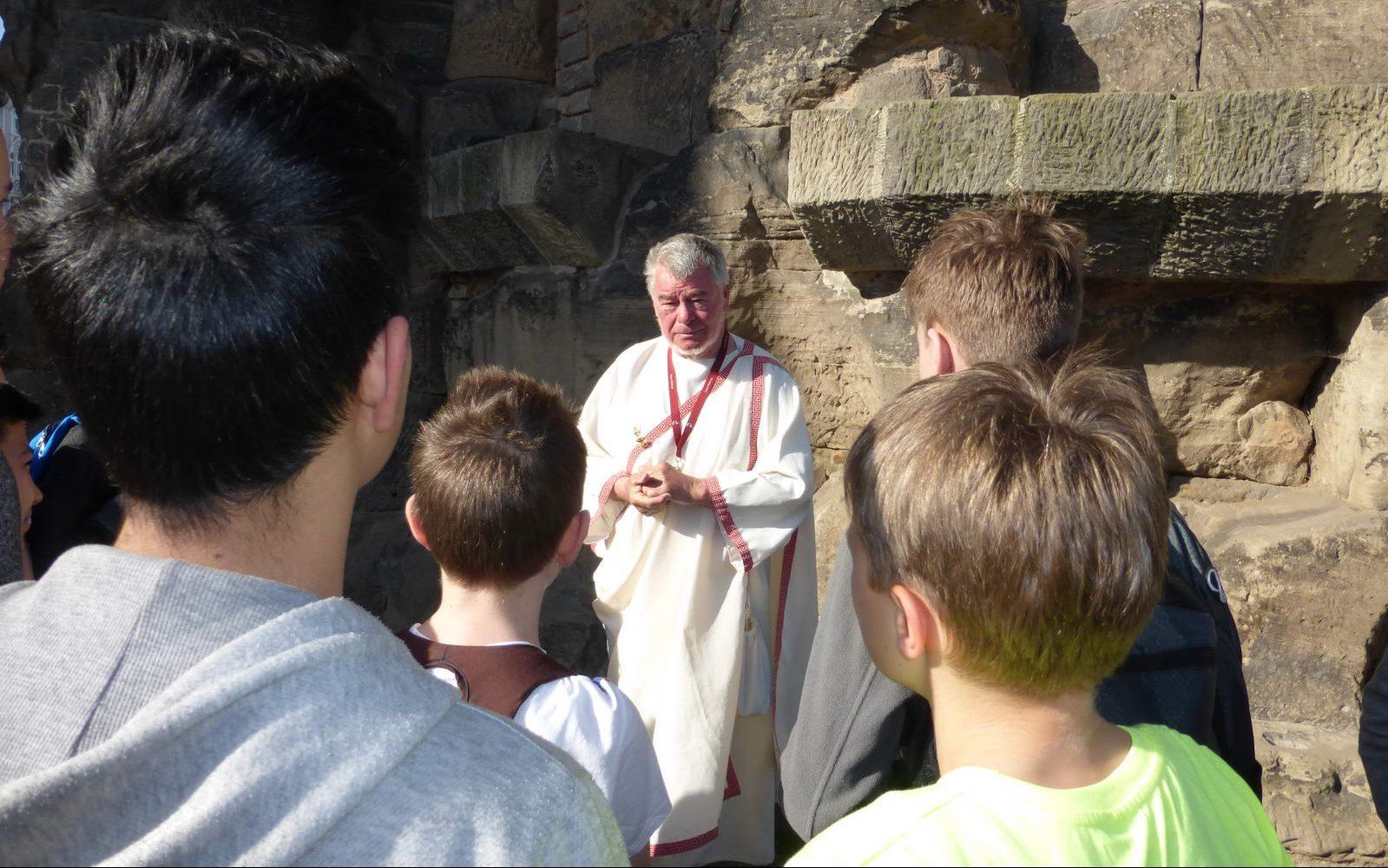 Auf den Spuren der Römer in Trier
