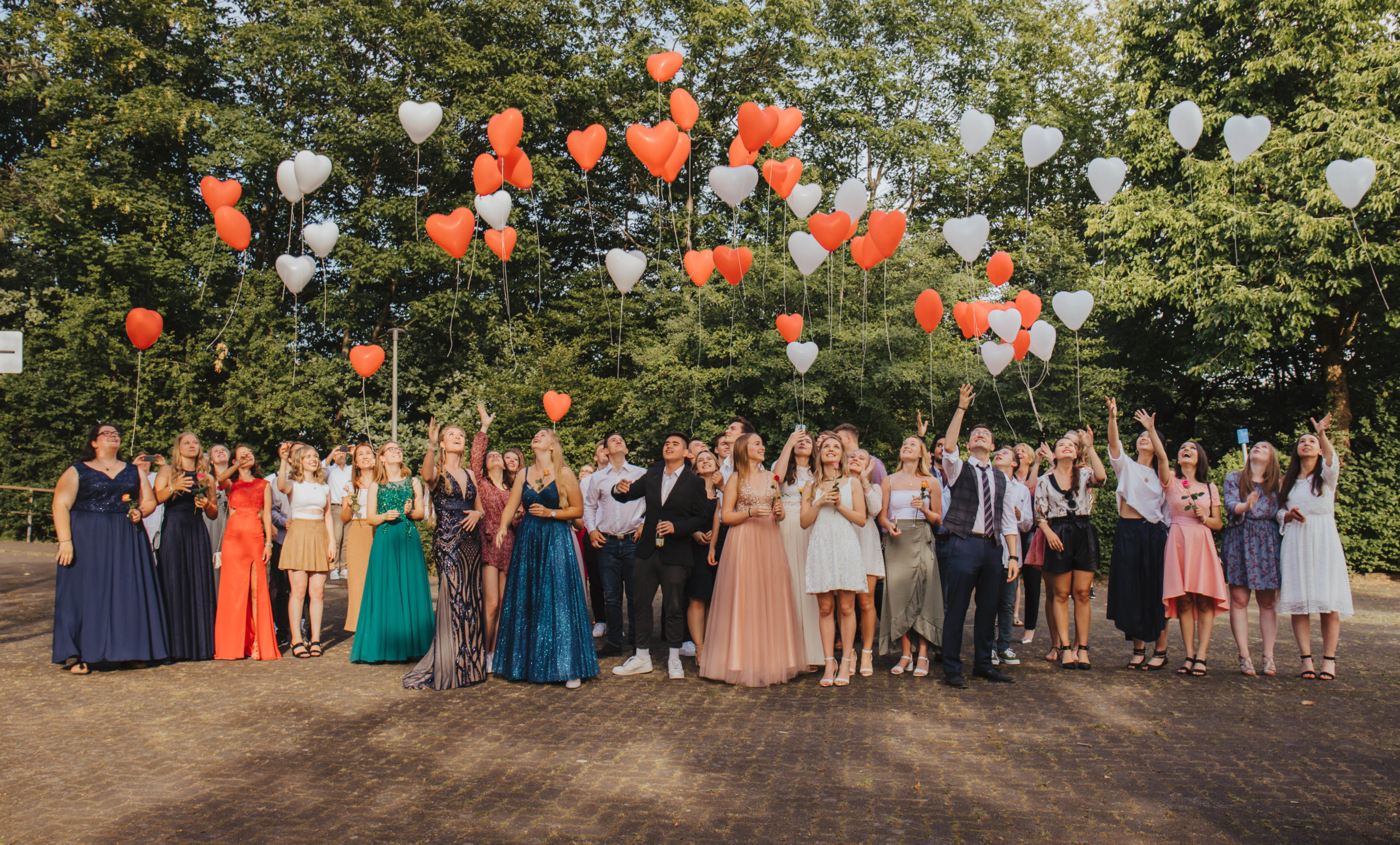 Abitur-Entlassfeier 2020